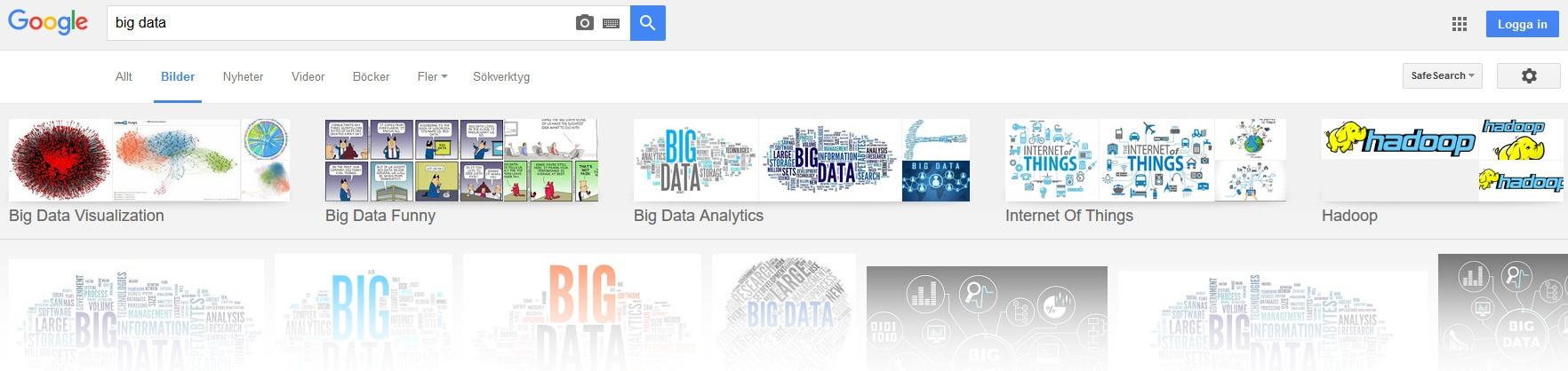 google search big data