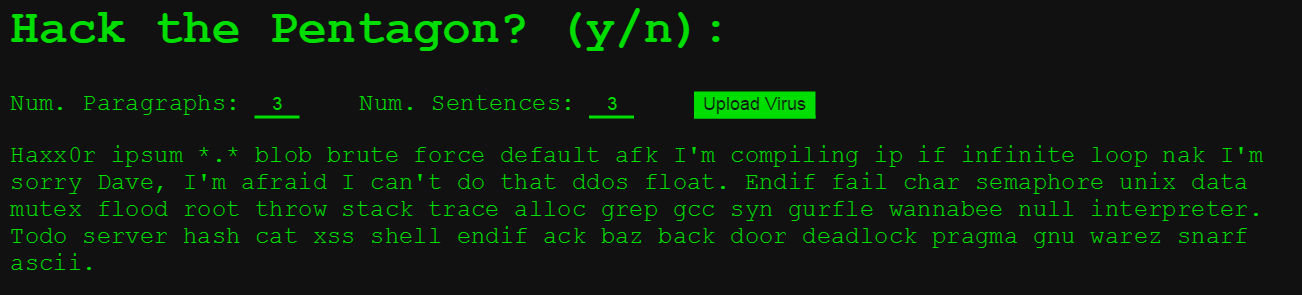 http://hackeripsum.com/
