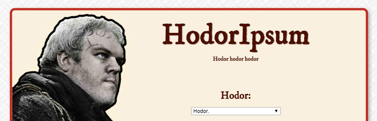 http://hodoripsum.com/