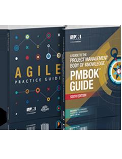 Agile PMBOK Covers